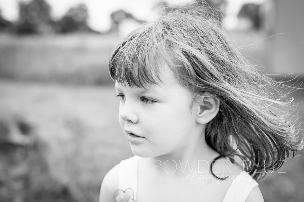 Three year old girl portrait photographer pittsburgh