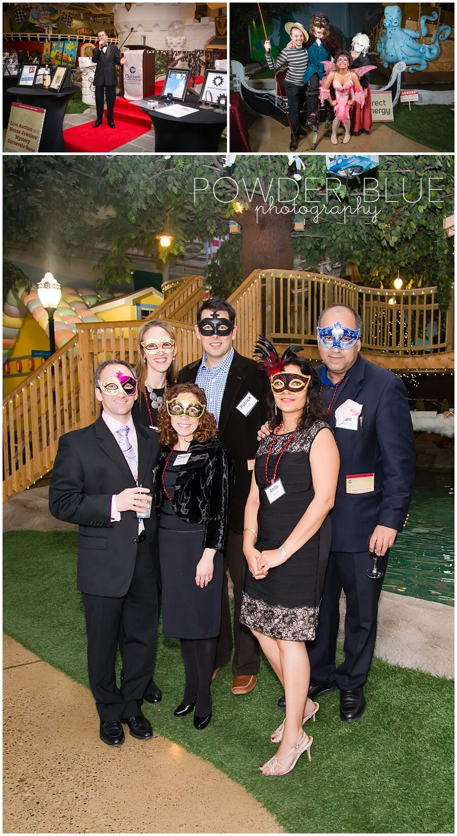 children's hospital of pittsburgh foundation benefit a sweet gesture at inventionland in pittsburgh, pa 2014