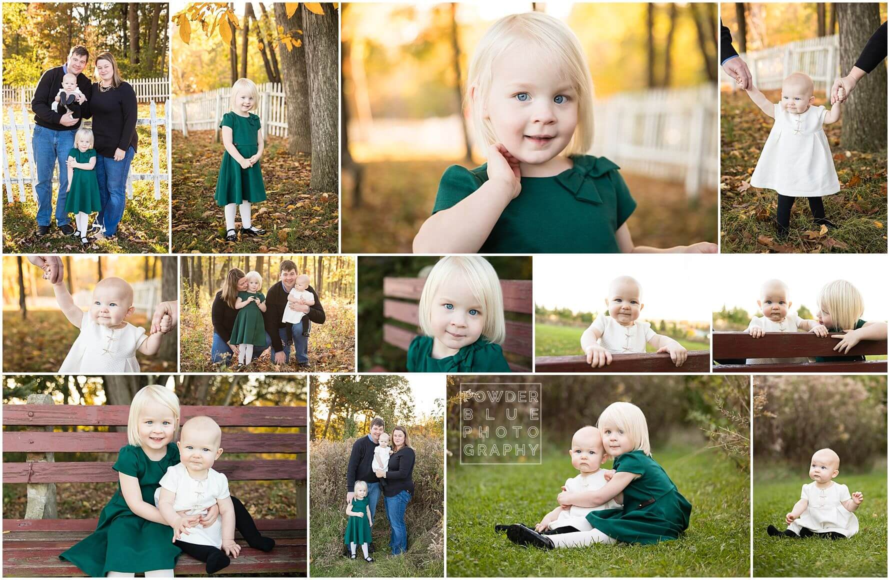 fall mini portrait session at fairview park in pittsburgh, pa. pittsburgh family photographer.
