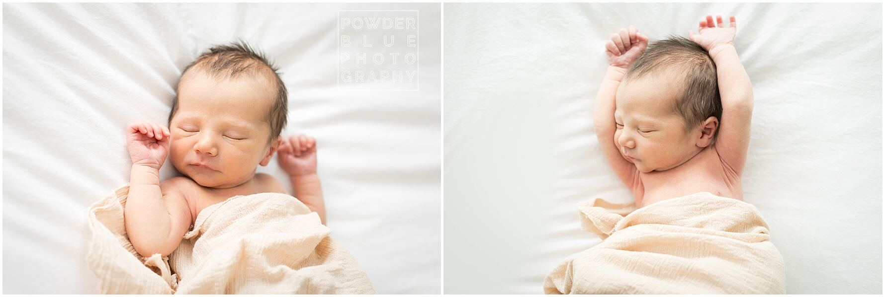 pittsburgh photography baby newborns. baby boy in natural lifestyle newborn photographer pose.